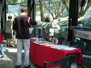 Rescue Me event at the Folsom Zoo